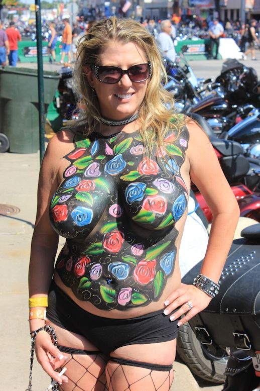 Sturgis Motorcycle Rally Girls I like this! | Motorcycle